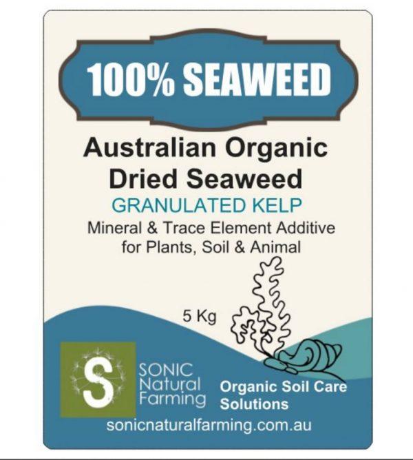 Aussie Granulated Kelp