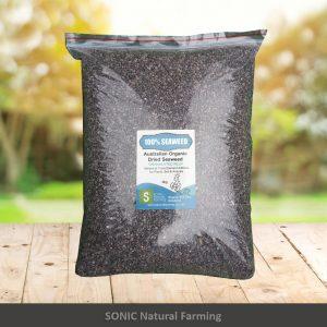 SONIC Granulated Dried Seaweed