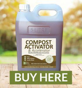 Compost Activator & Accelerator
